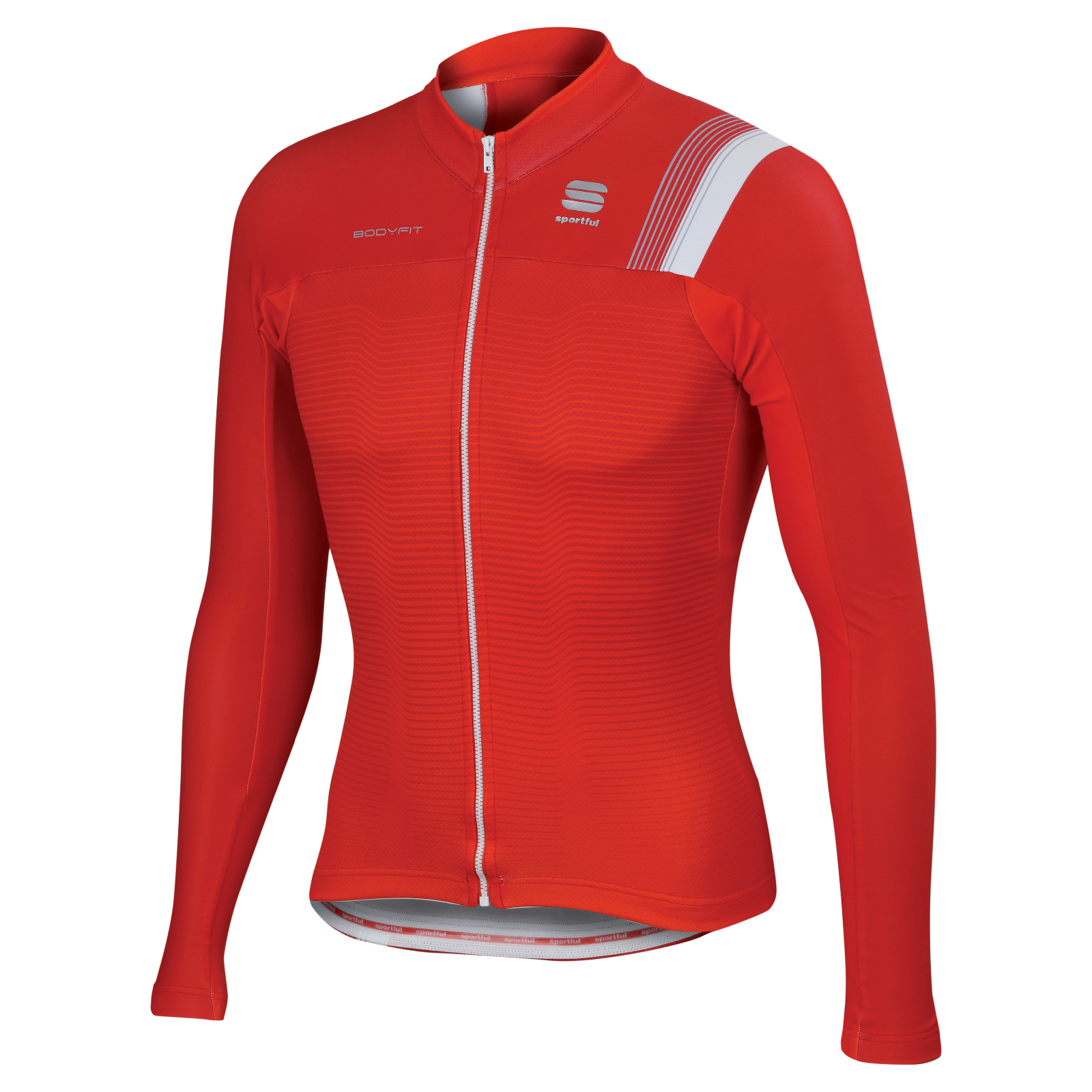 f1a1a8499 Sportful BodyFit Pro Thermal Long Sleeve Jersey - Red
