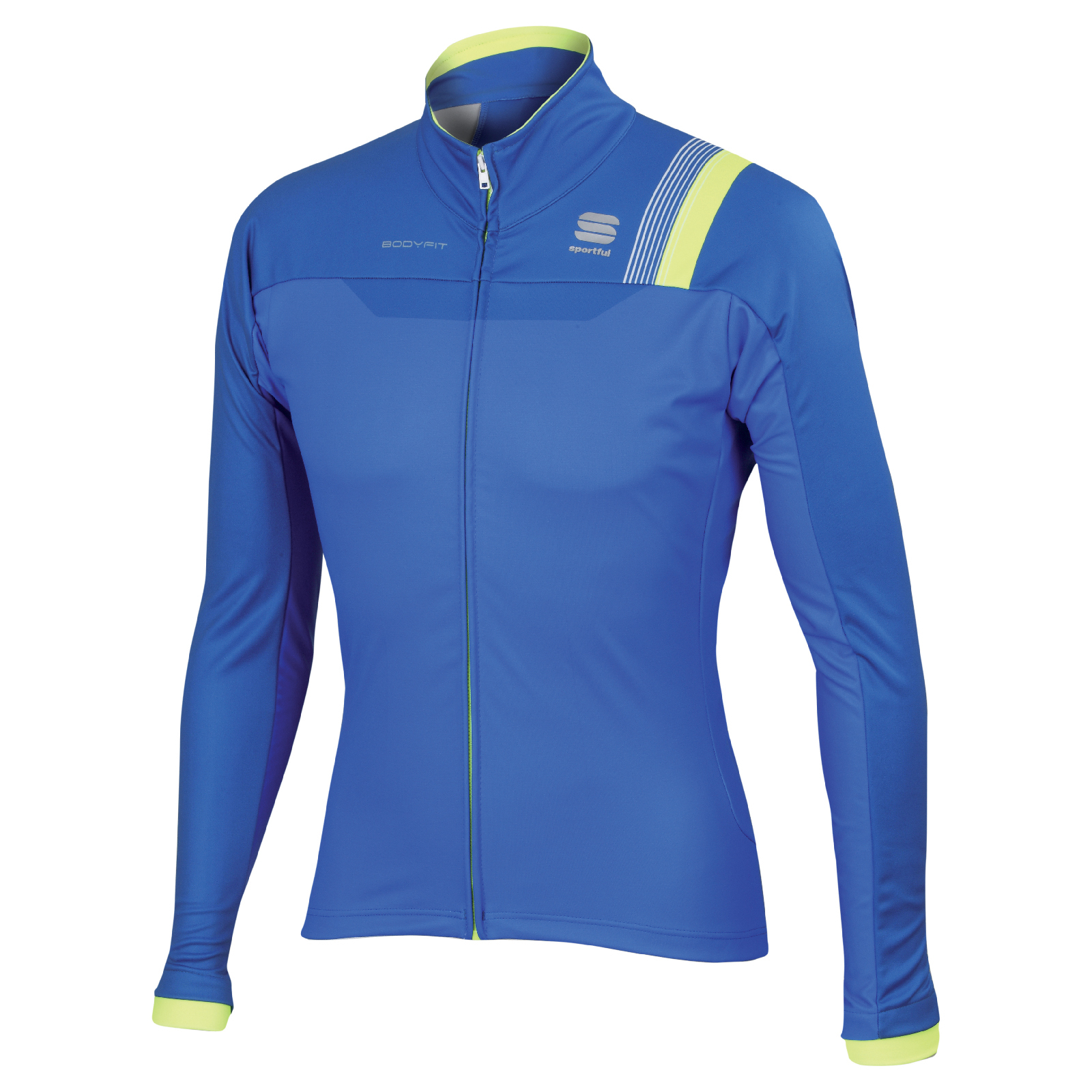 Sportful BodyFit Pro Windstopper Jacket - Blue