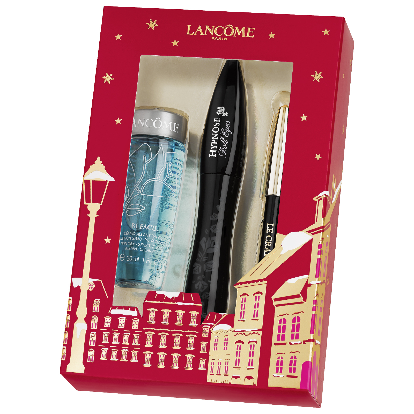 9b76a527034 Lancôme Hypnose Doll Eyes Basic Christmas Set | Free Shipping ...