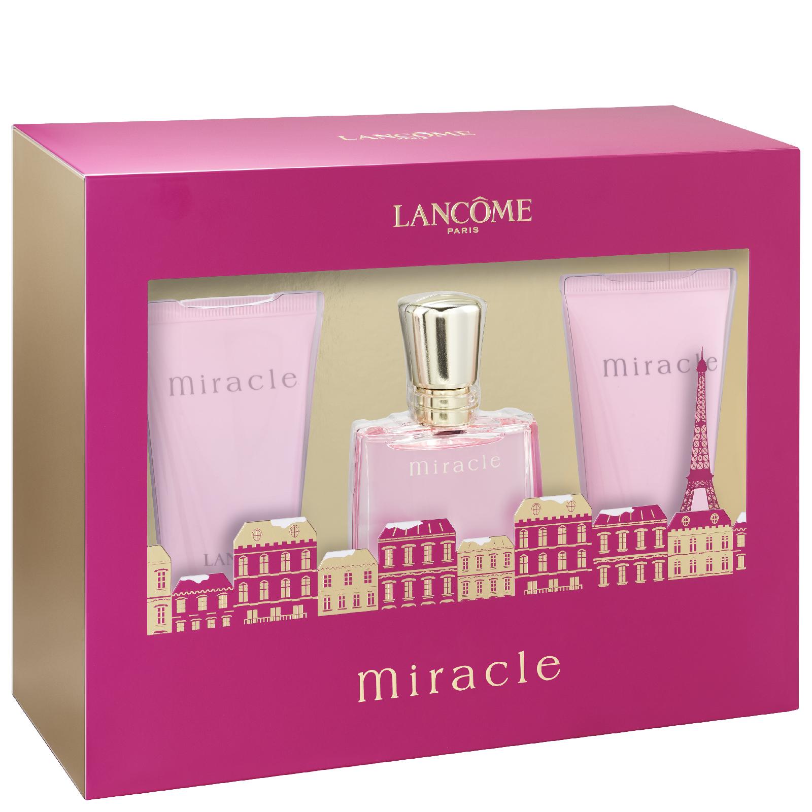 Lancôme Miracle Eau De Parfum Coffret 30ml Free Shipping
