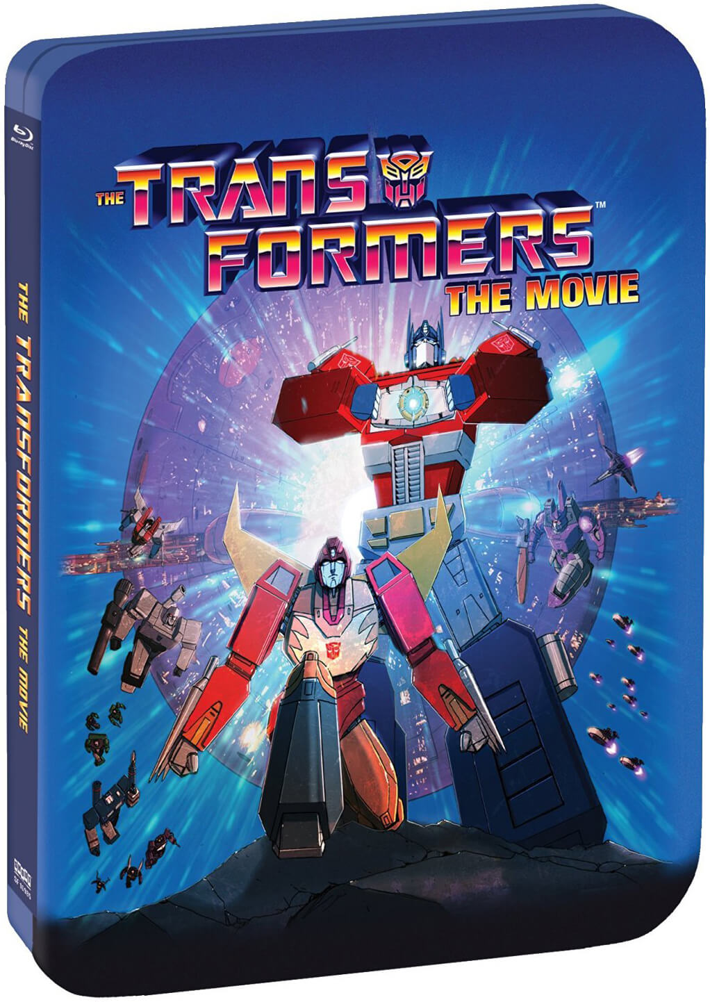 The Transformers: The Movie - 30th Anniversary Limited Edition Steelbook (Includes Digital Copy) (UK EDITION)