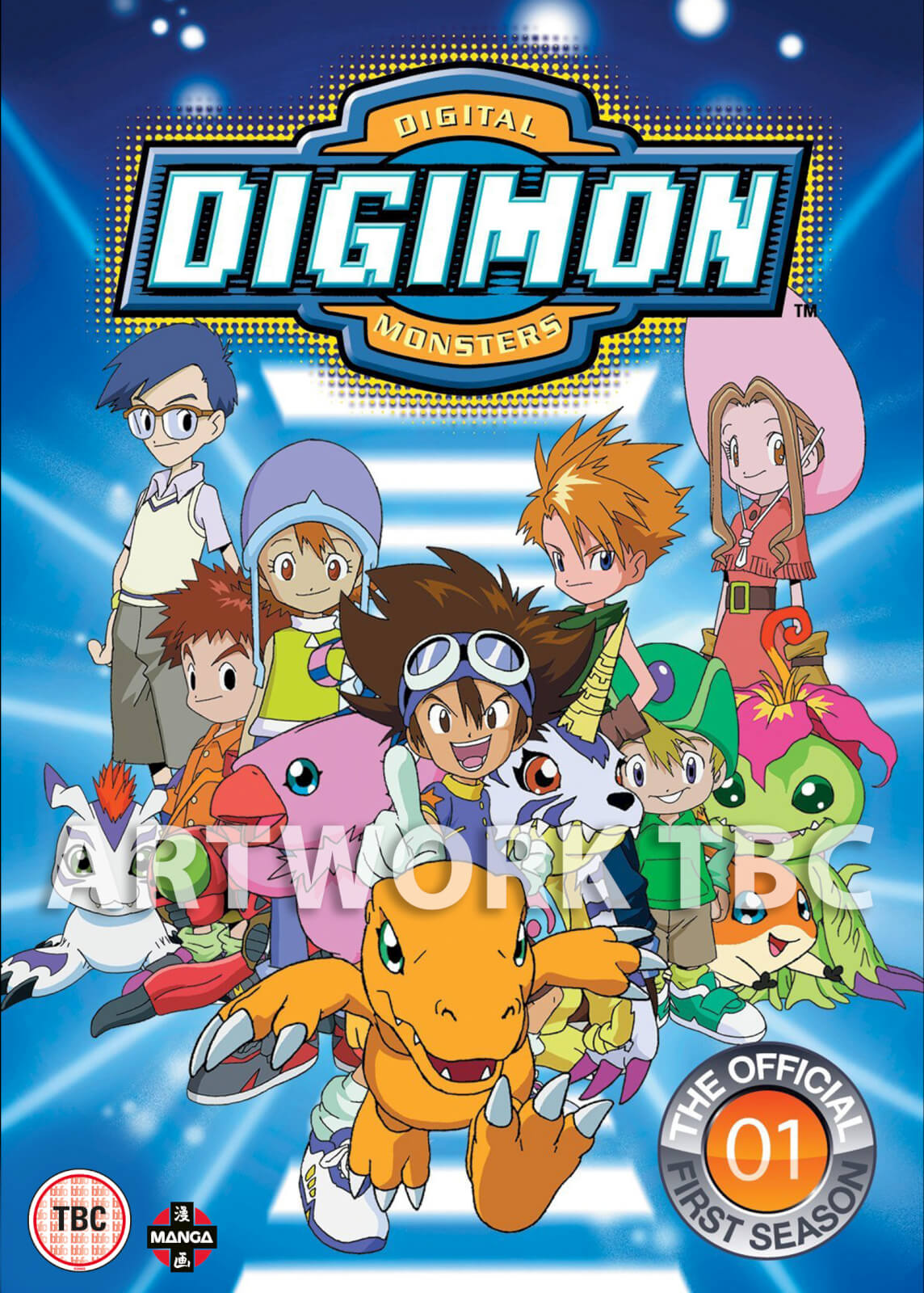 Digimon: Digital Monsters Season 1