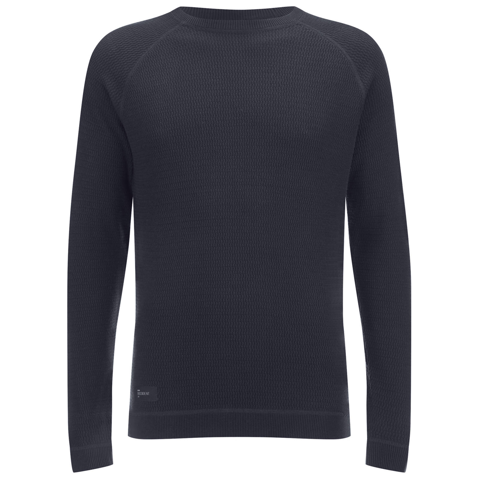 Pull Dissident pour Homme Krios Raglan -Marine