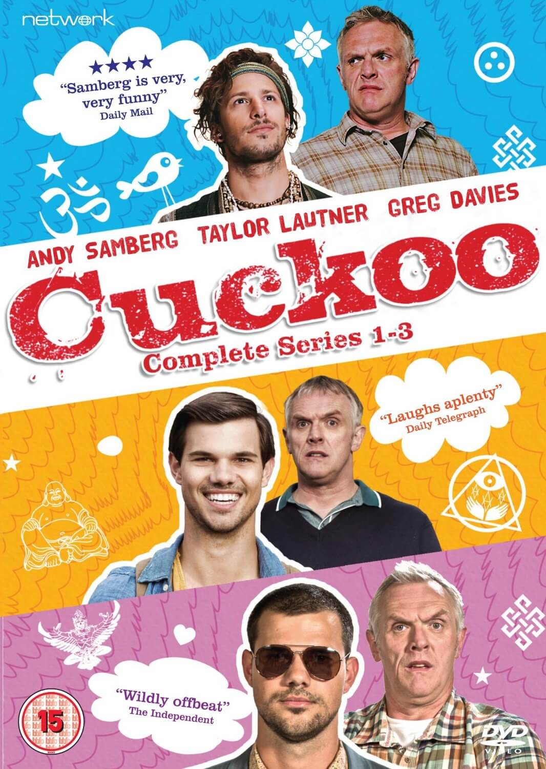 Cuckoo: Complete Series 1-3
