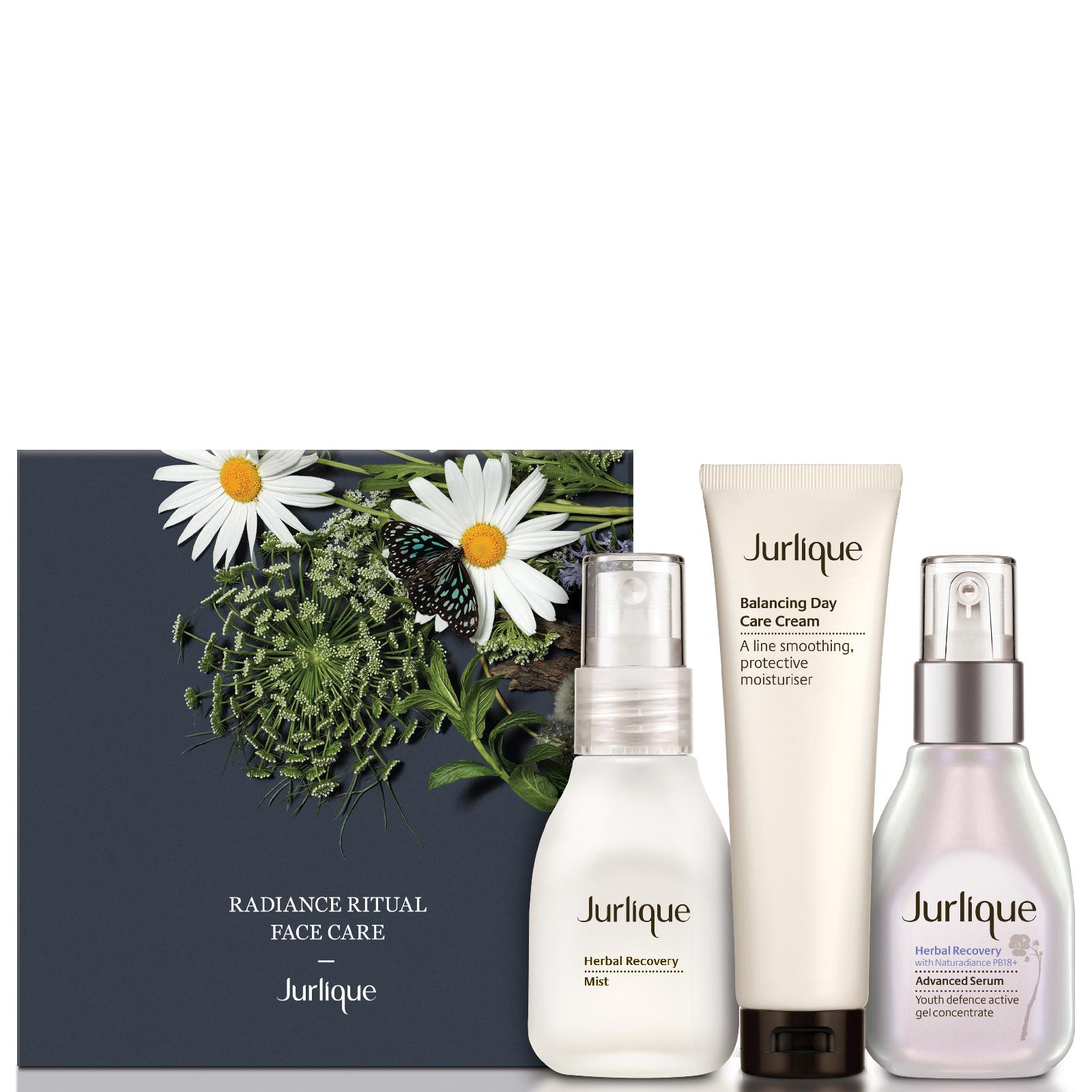 Jurlique Radiance Ritual Face Care Set Hq Hair Nature Republic Herb Blending Toner Description