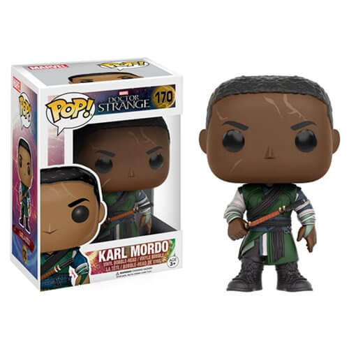 Doctor Strange Movie Mordo Pop! Vinyl Figure