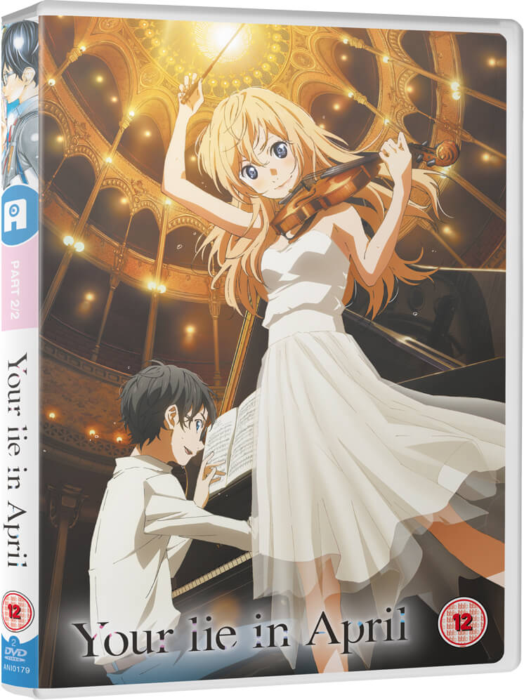 Your Lie is in April - Part 2