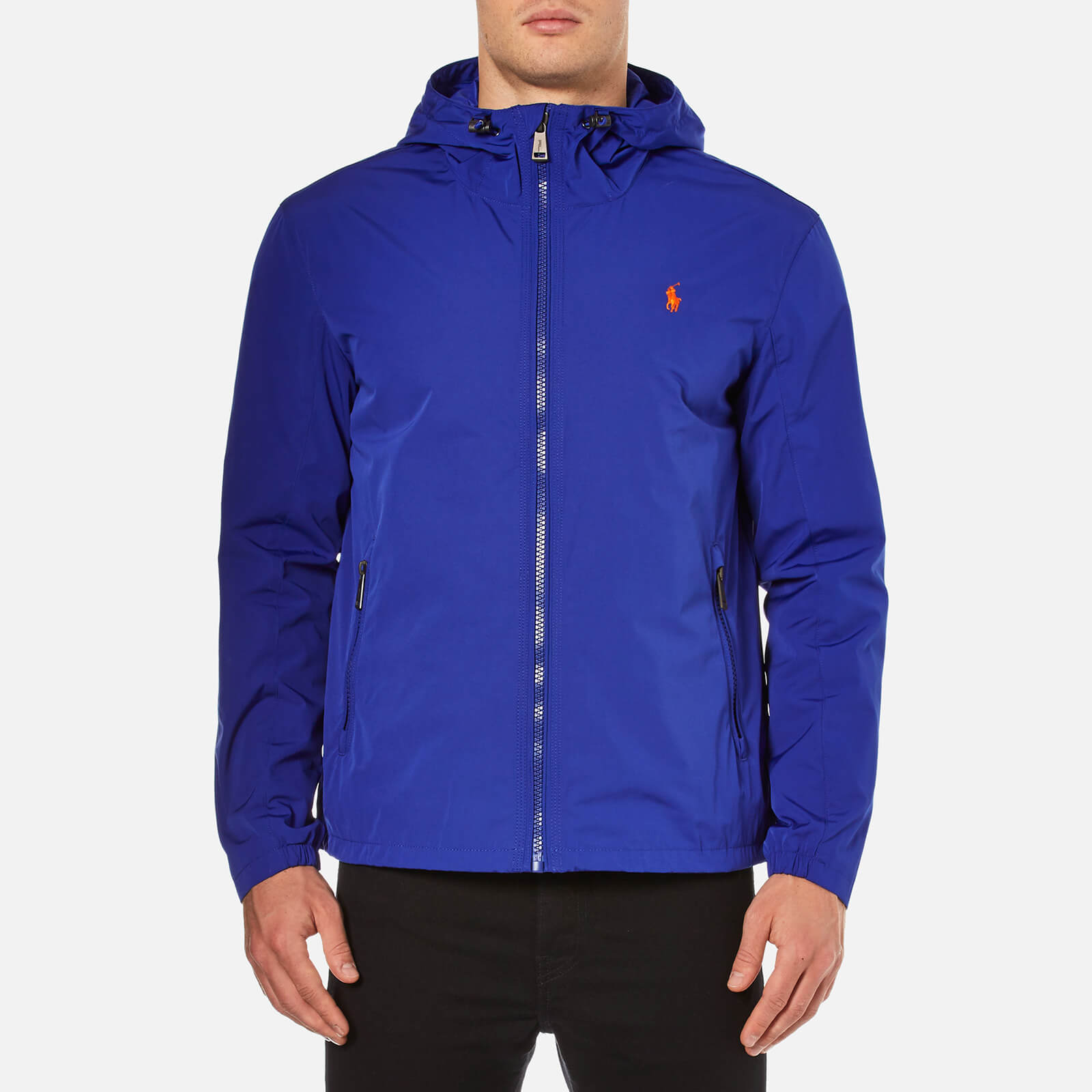 3a775d8f Polo Ralph Lauren Men's Thorpe Anorak Lined Jacket - College Royal
