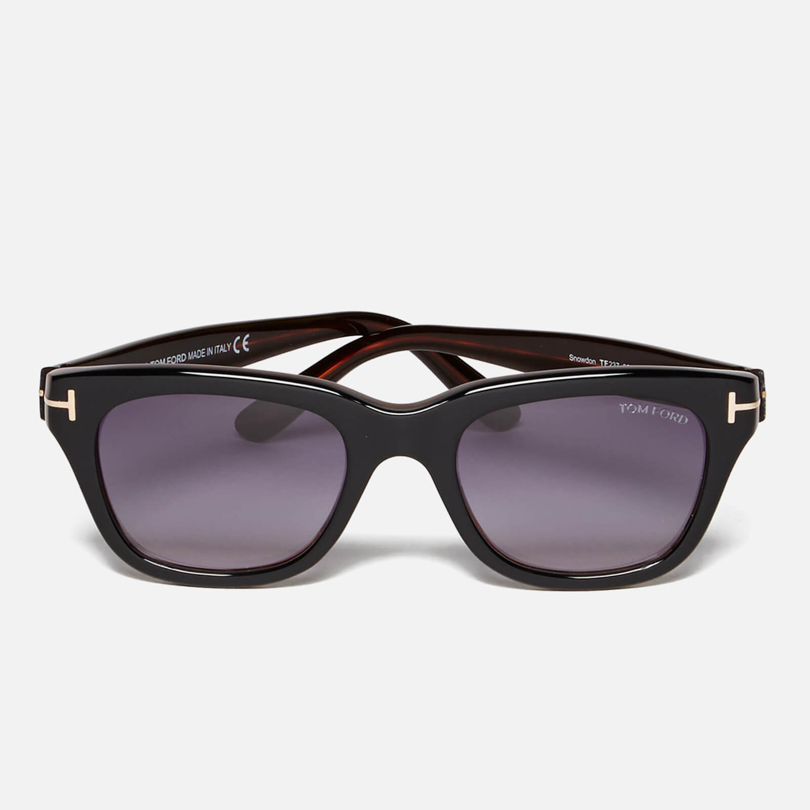 79c04d683a2 Tom Ford Snowdon Sunglasses - Black - Free UK Delivery over £50