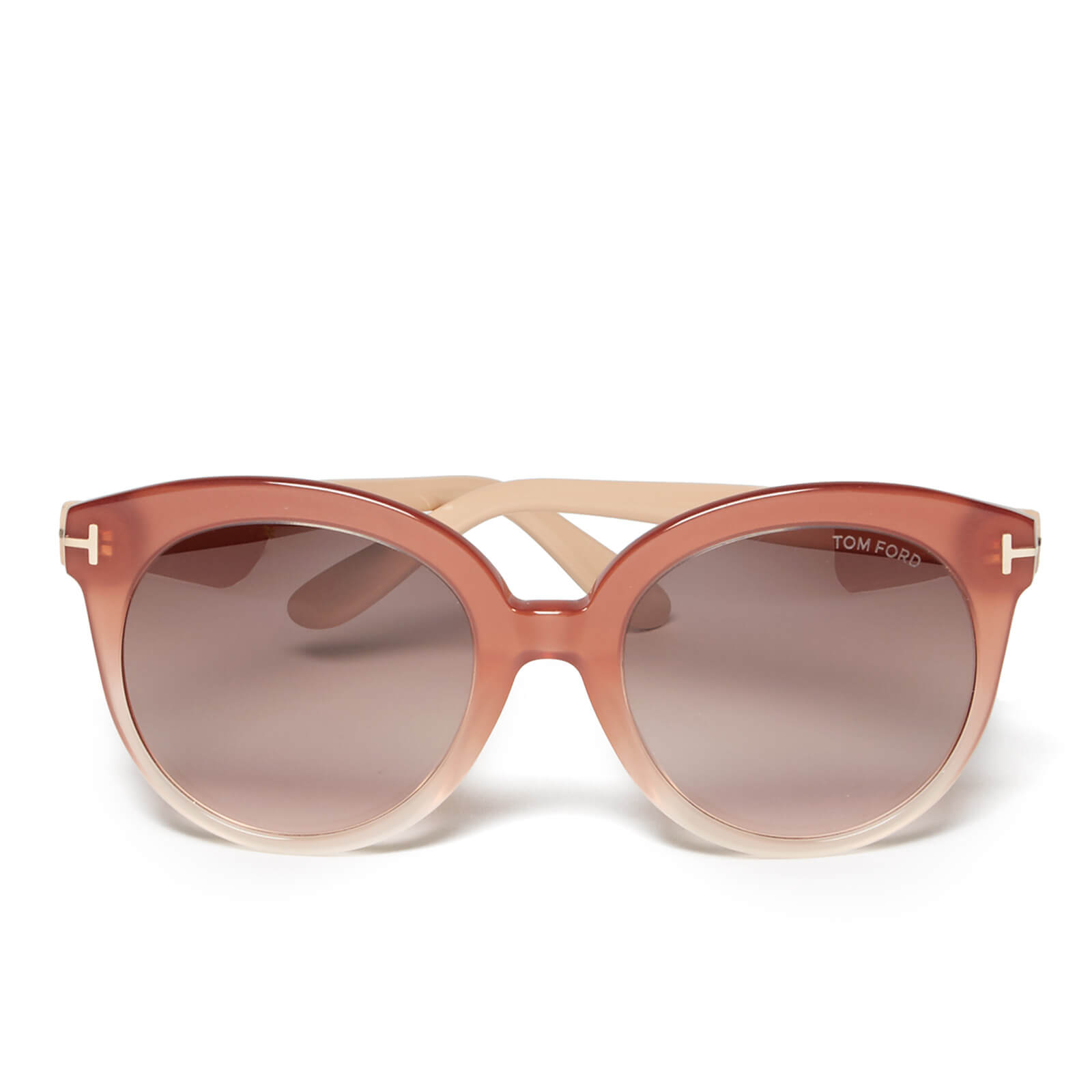 cefbe1620e Tom Ford Women s Monica Sunglasses - Pink - Free UK Delivery over £50