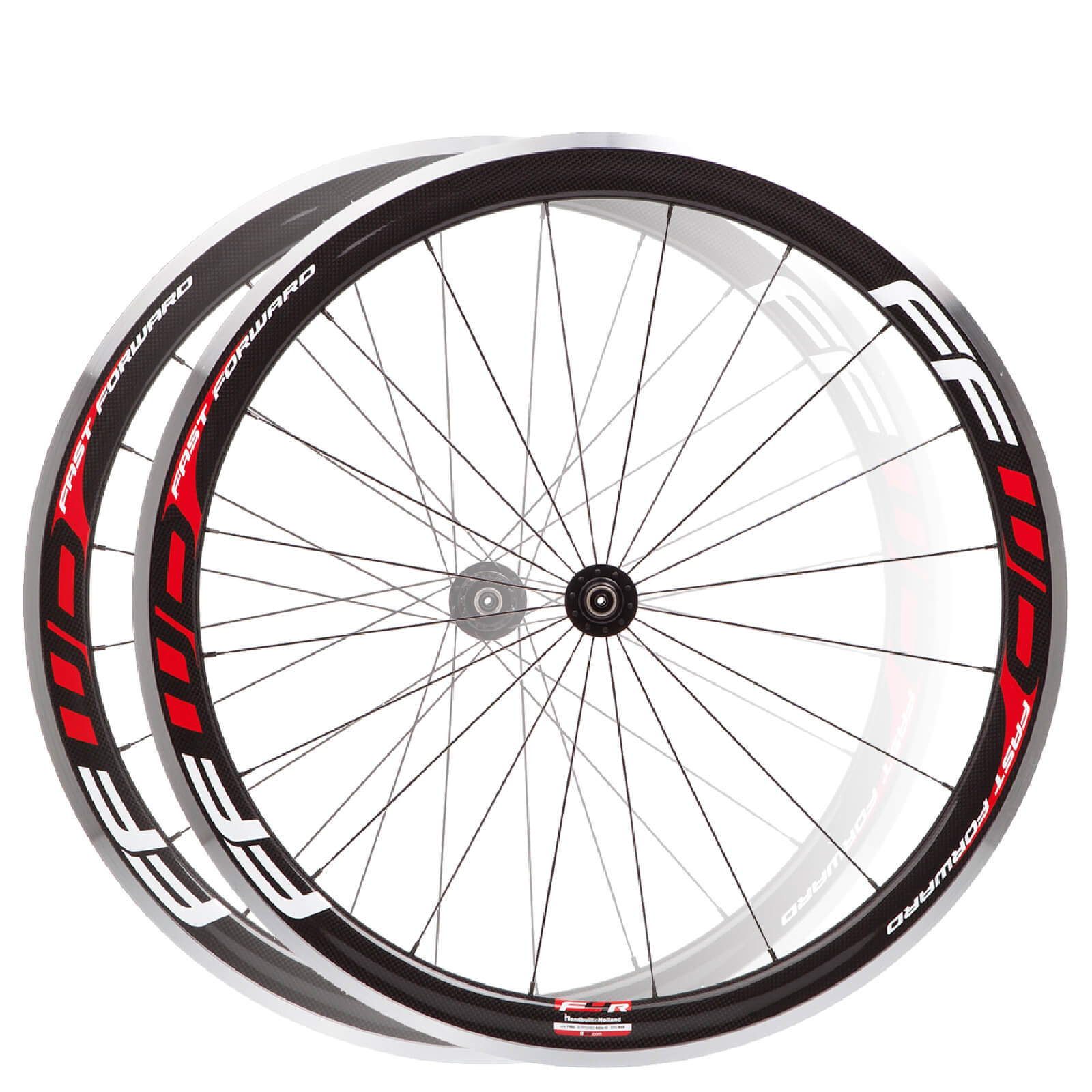 Fast Forward F4R Carbon/Alloy Clincher Wheelset