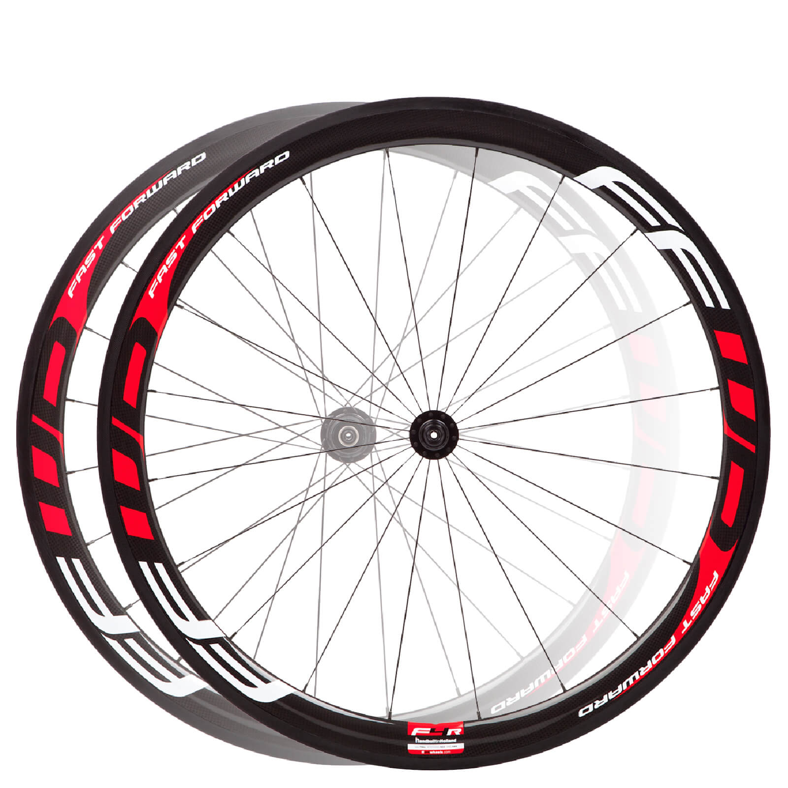 Fast Forward F4R Carbon Tubular Wheelset