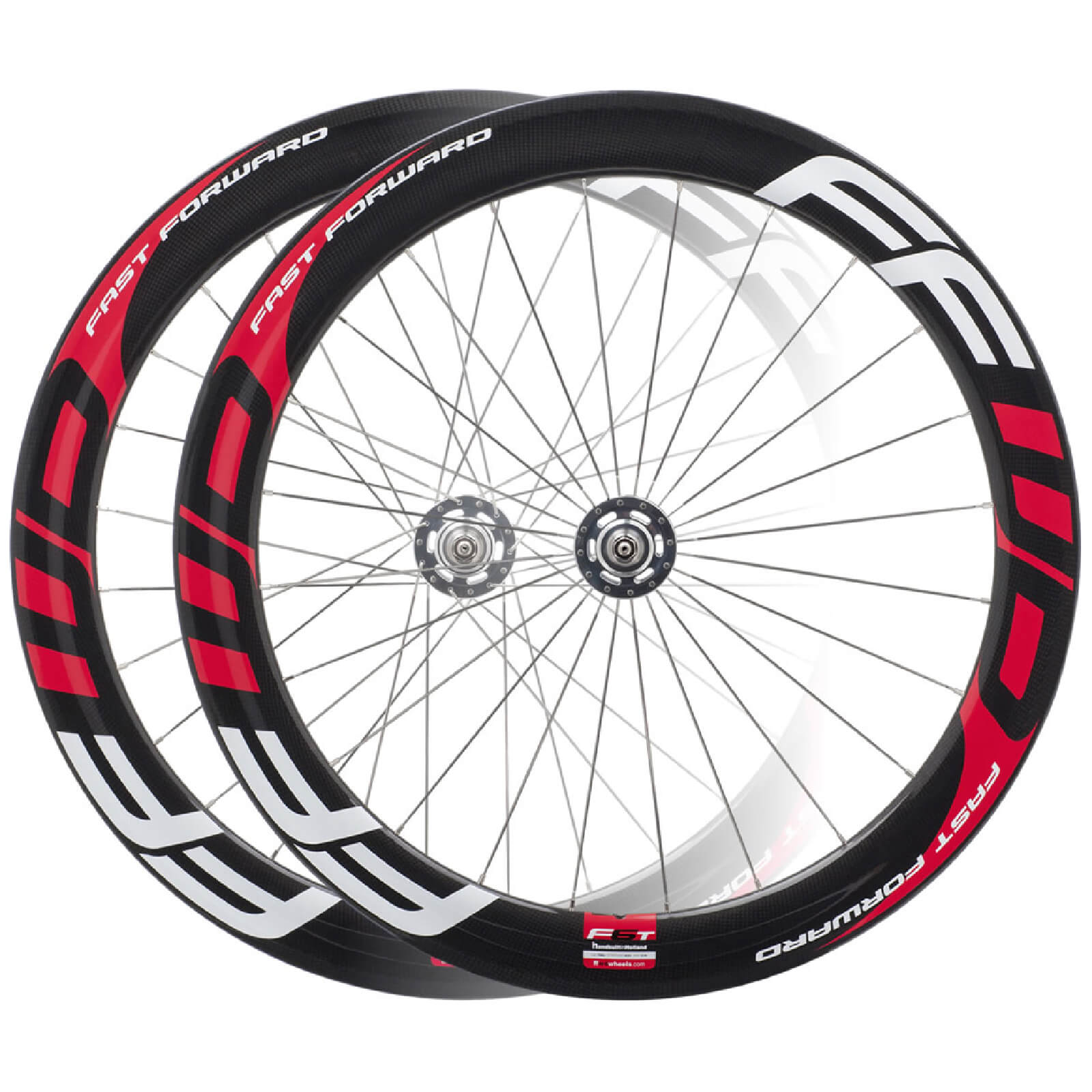 Fast Forward F6T Track Wheelset