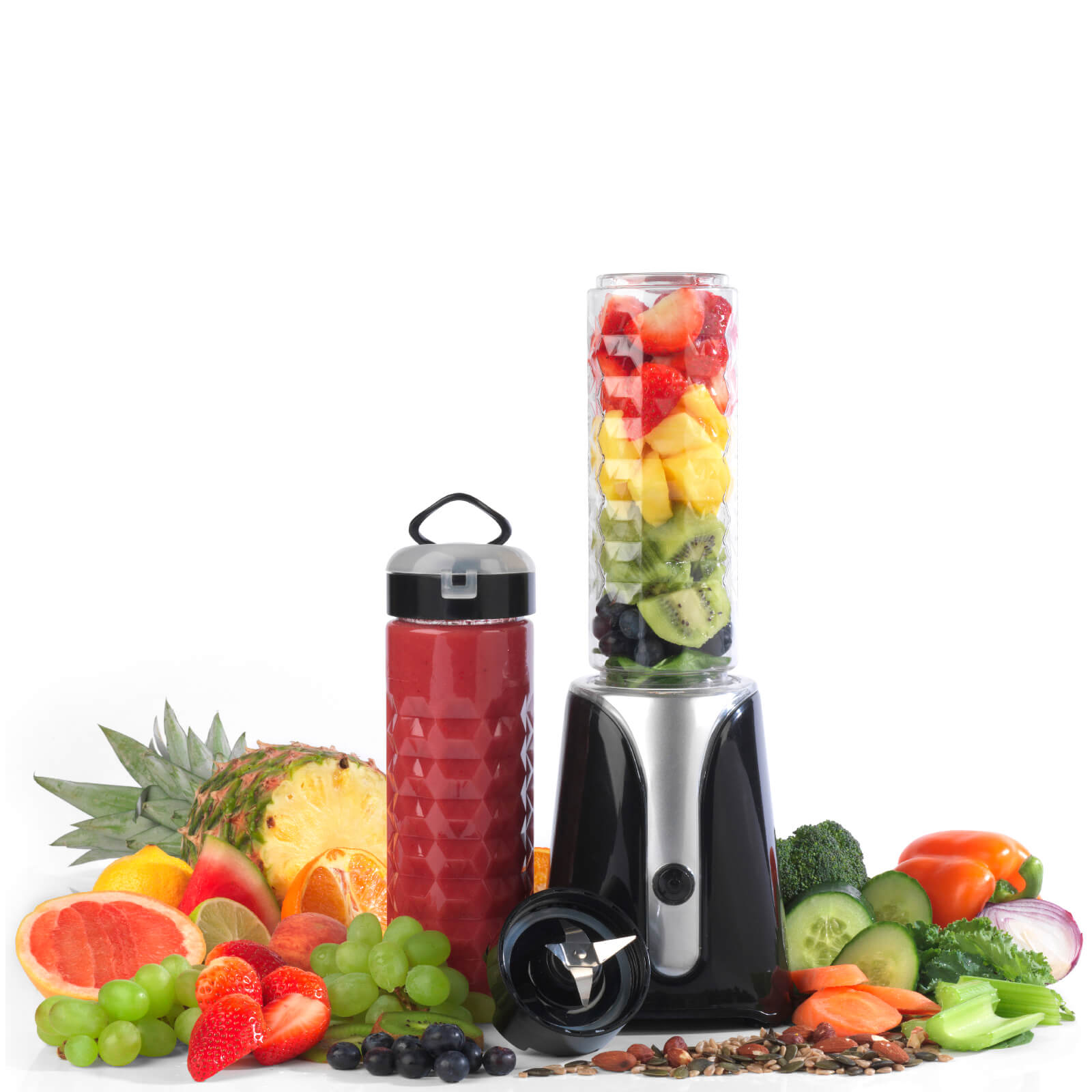 Salter EK2312 Blender To Go - Black/Silver