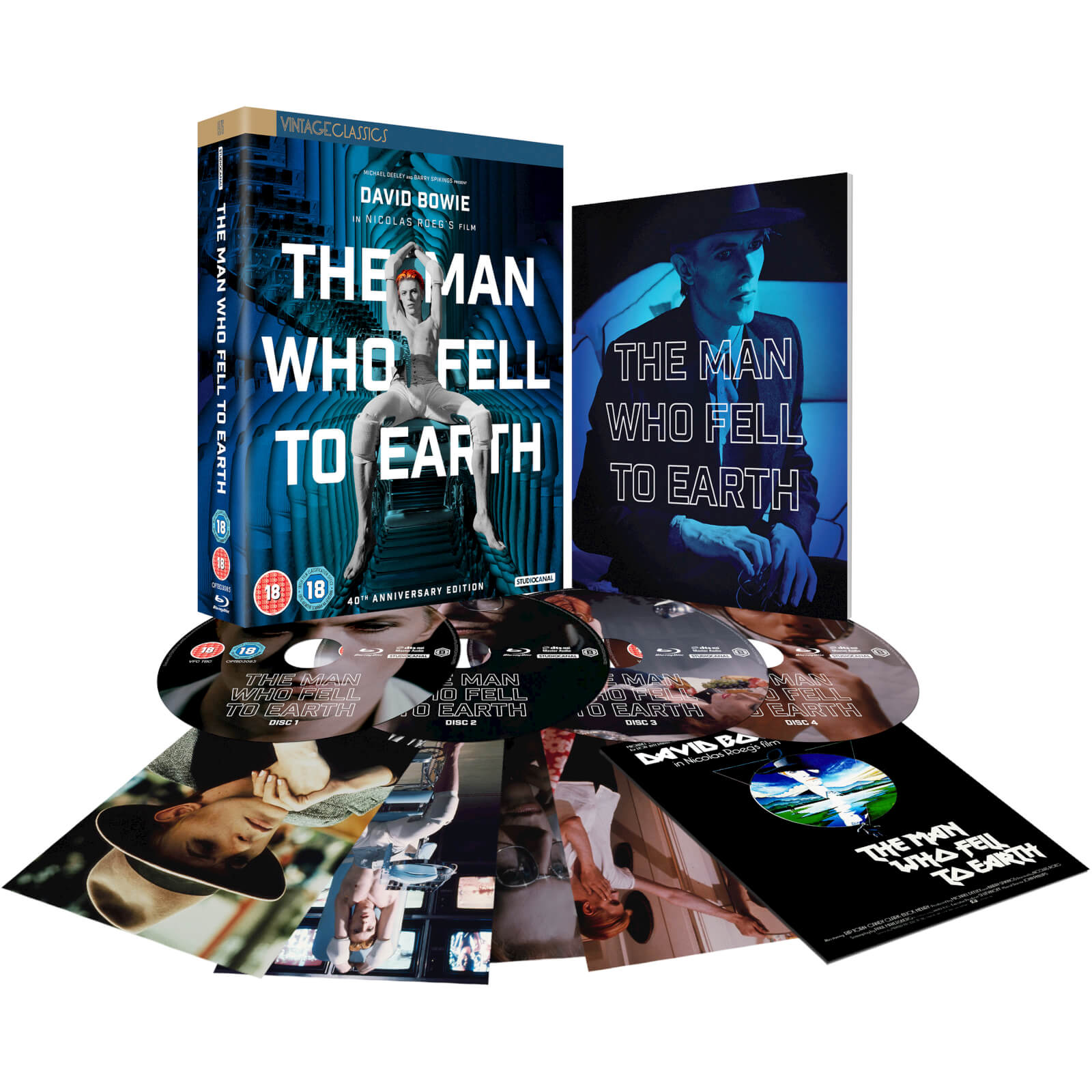 The Man Who Fell To Earth (40th Anniversary) Collector