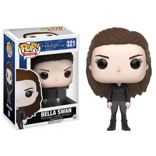 Twilight Bella Swan Pop! Vinyl Figure