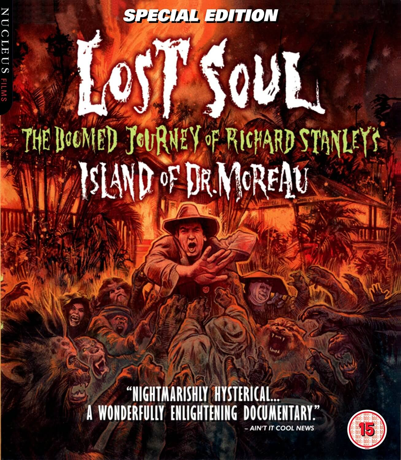 Lost Soul - The Doomed Journey of Richard Stanley