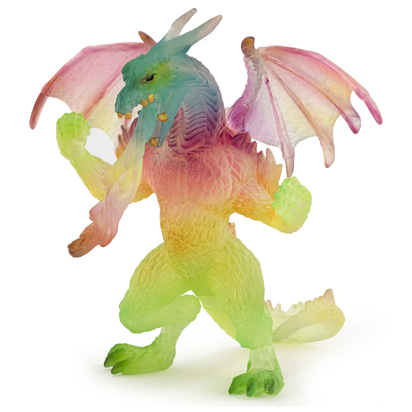 Papo Fantasy World: Rainbow Dragon Standing