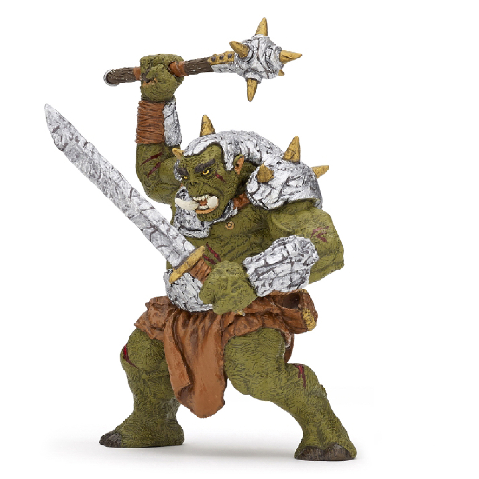Papo Fantasy World: Giant Ork with Sabre
