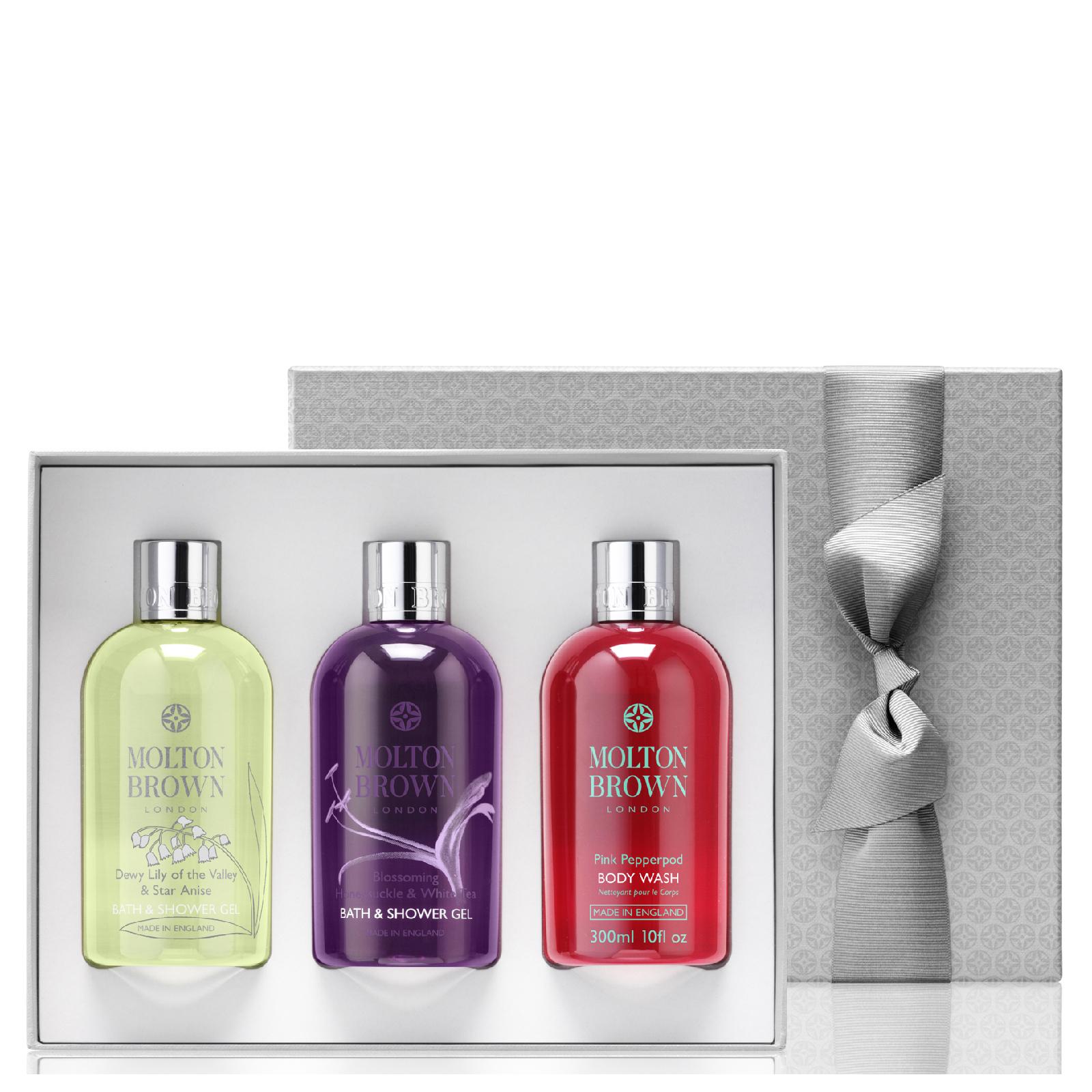 Molton Brown Bathing Indulgences Gift Set For Her (Worth $66). Description
