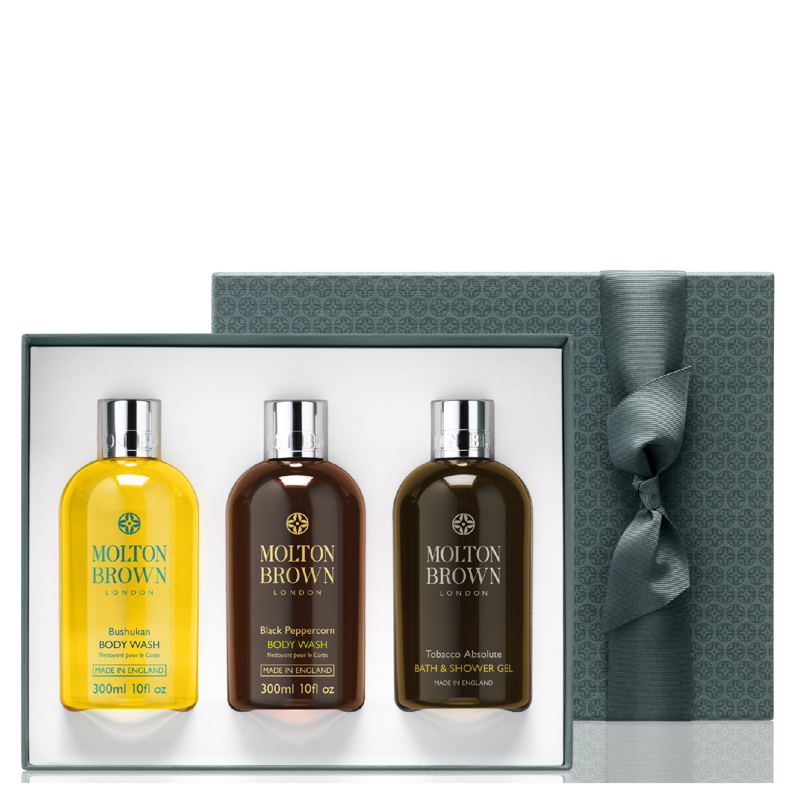 Molton Brown Iconic Washes Gift Set For Him (Worth $74.50). Description