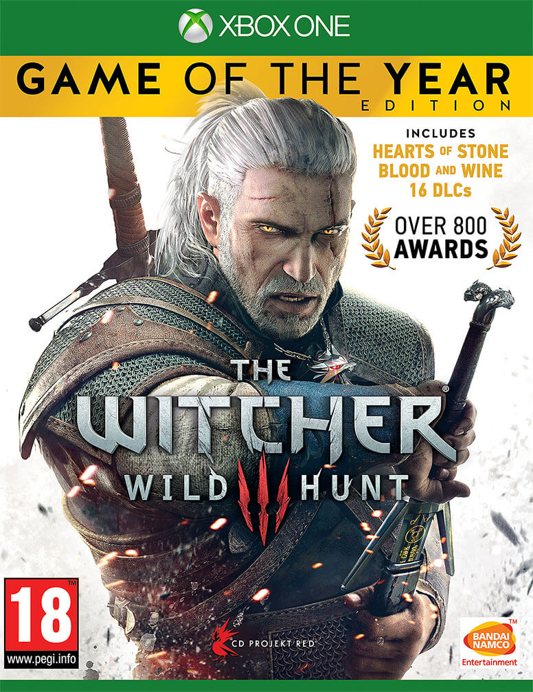 The Witcher 3: Wild Hunt - Édition Jeu de l