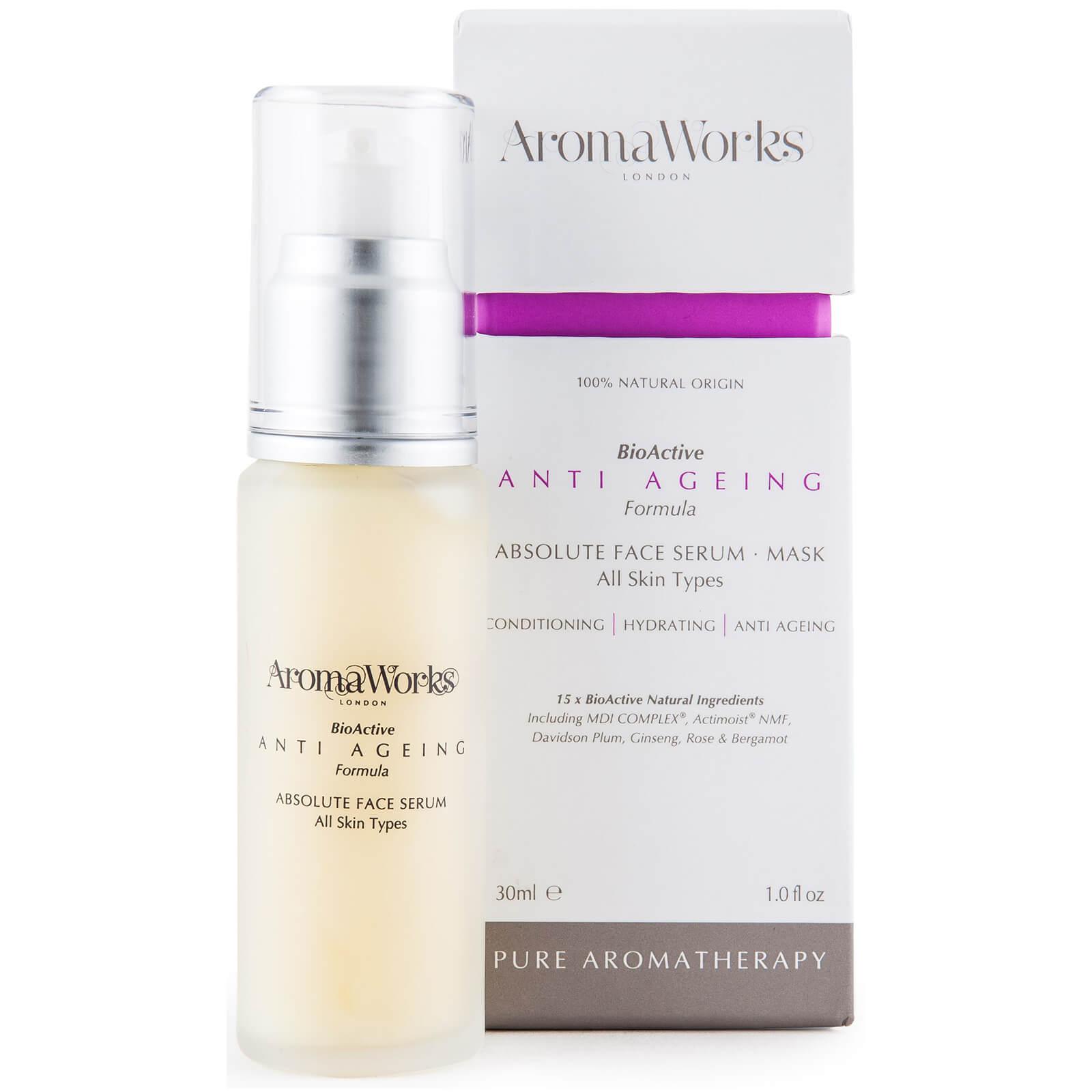 Aromaworks Absolute Face Serum 30ml Beautyexpert Vampire Original Thailand Product Description