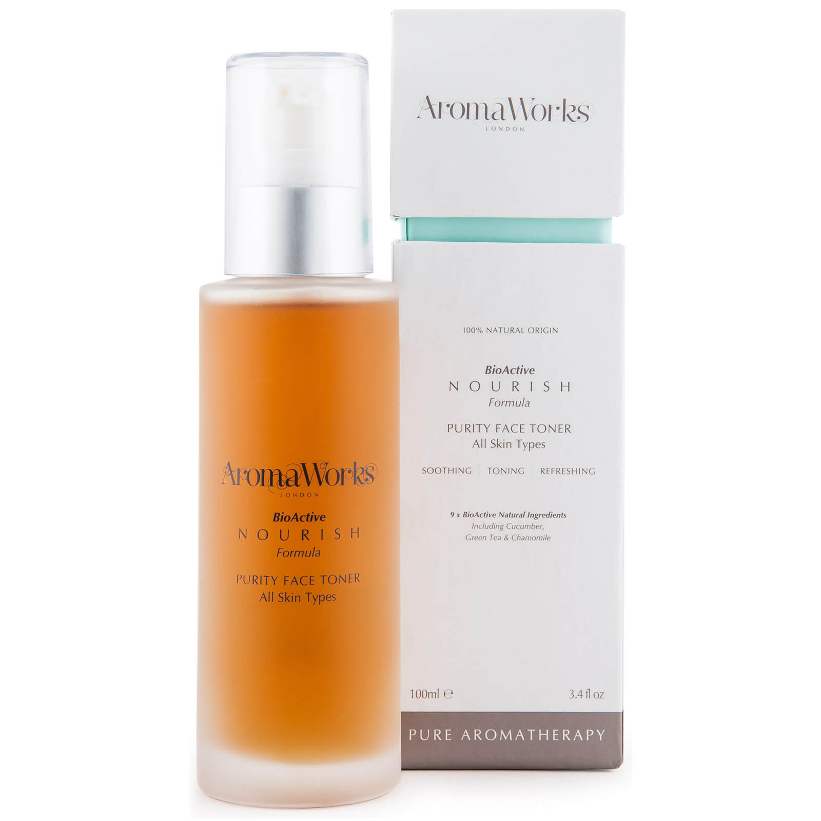 Aromaworks Purity Face Toner 100ml Beautyexpert Nature Republic Herb Blending Product Description
