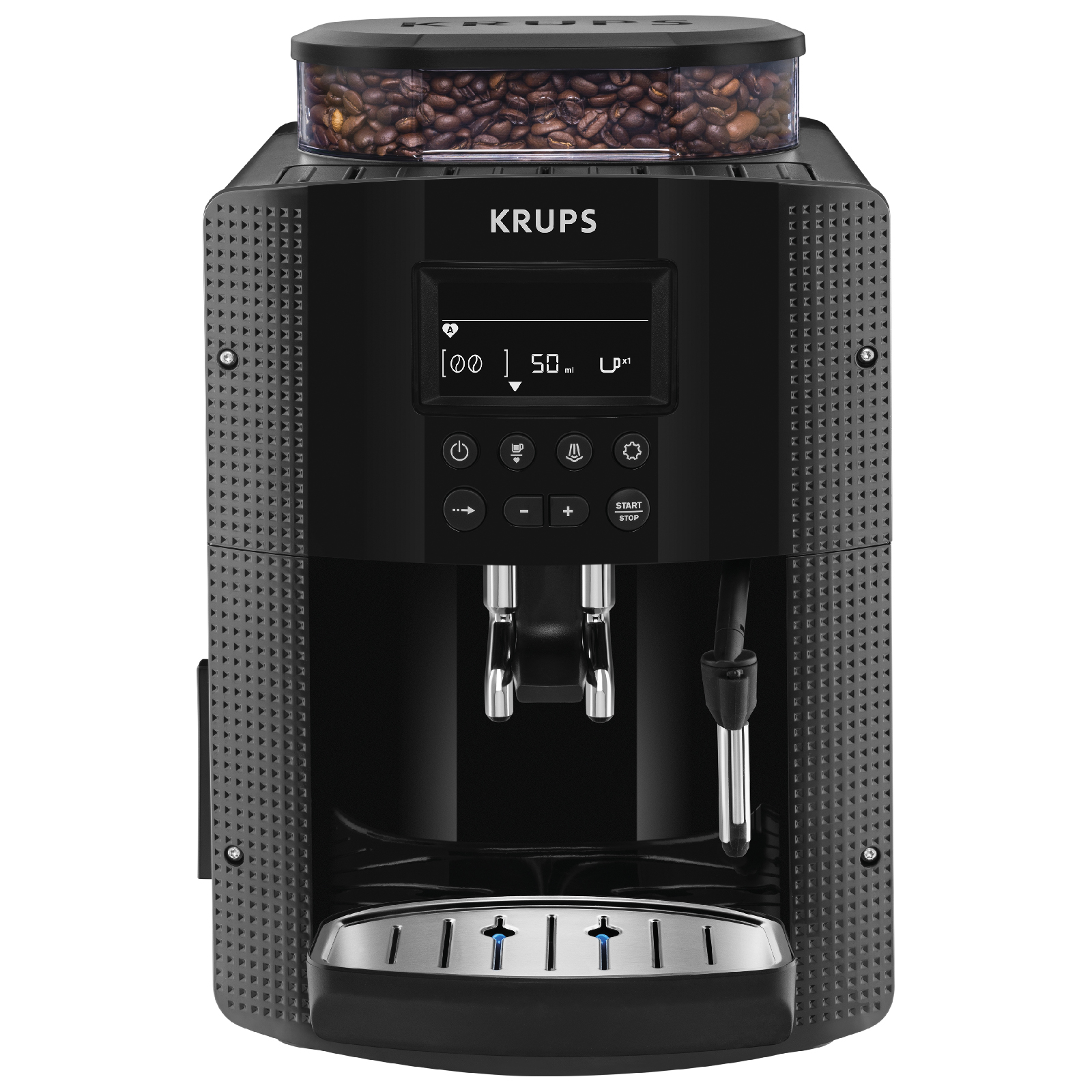 krups espresseria automatic ea8150 series bean to cup. Black Bedroom Furniture Sets. Home Design Ideas