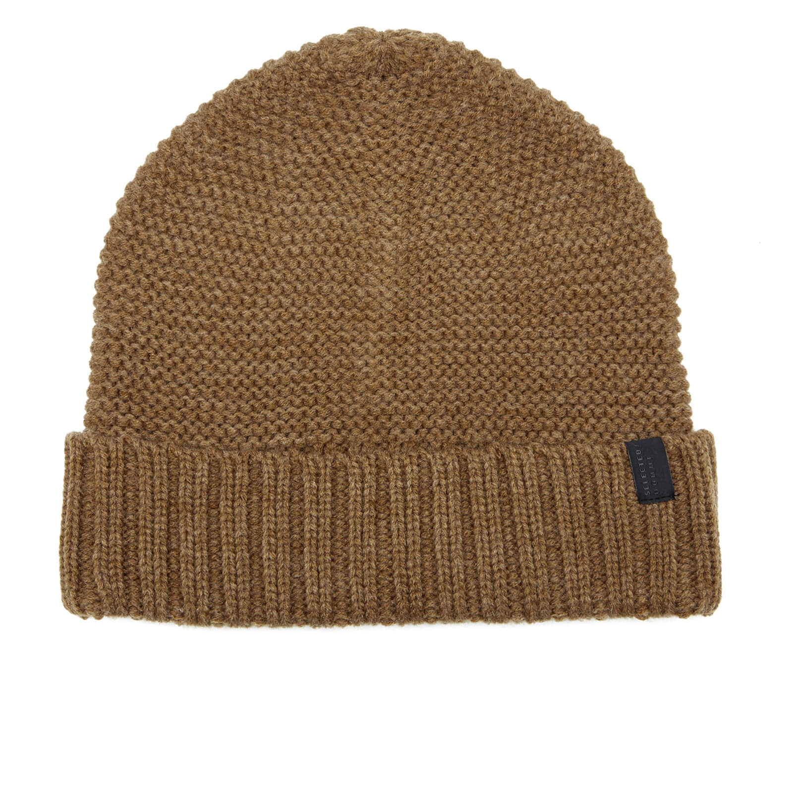 ae24ad7c8 Selected Homme Men's Grit Beanie - Otter