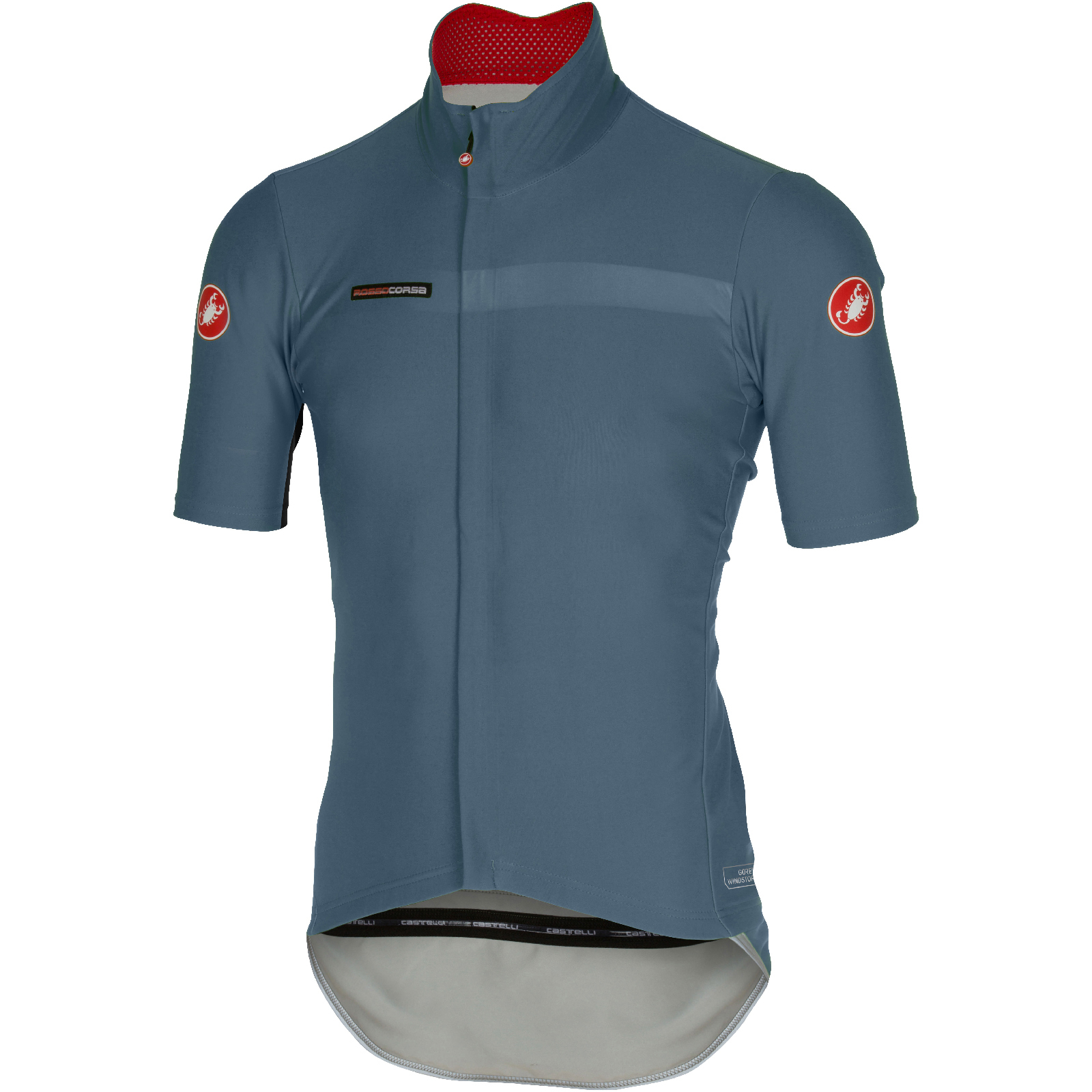 f31d4c482 Castelli Gabba 2 Short Sleeve Jersey - Mirage Grey