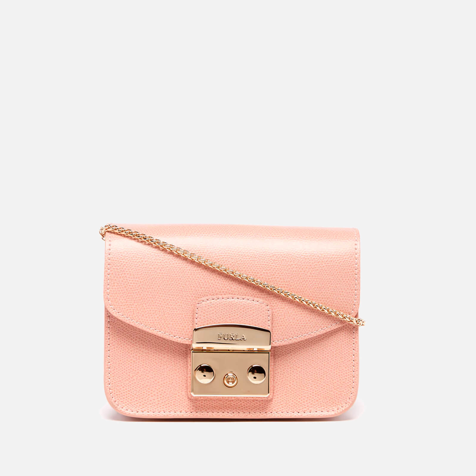 Furla Women's Metropolis Mini Cross Body Bag - Pink