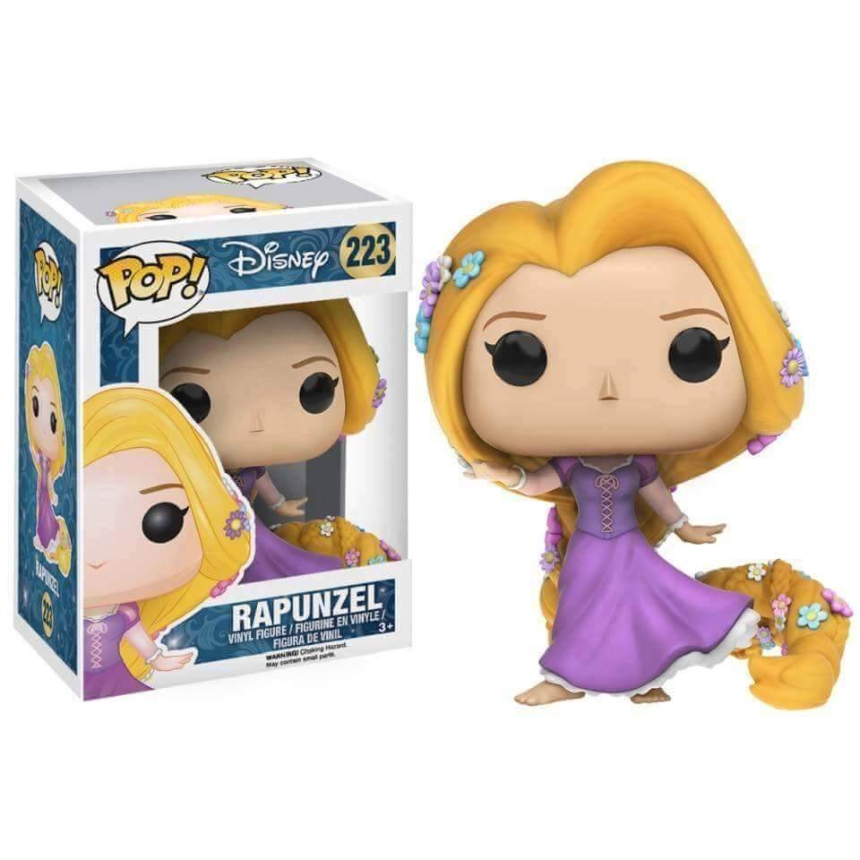 Figurine Pop! Disney Raiponce