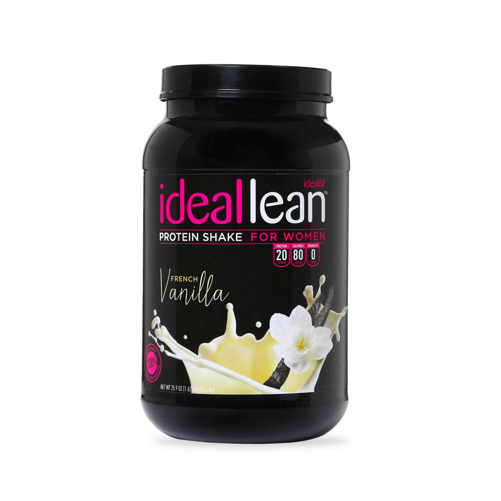 Protein Shakes Needed: French Vanilla Protein Powder For Women