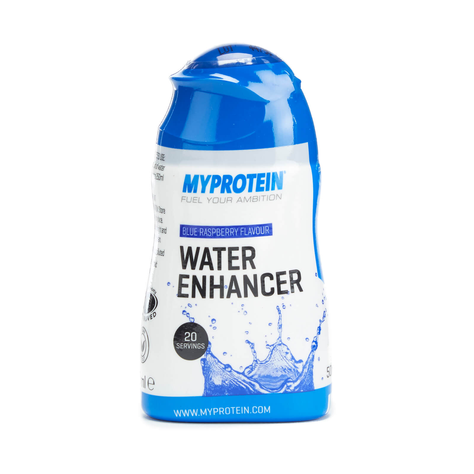 Water Enhancers - Blue Raspberry - 50ml