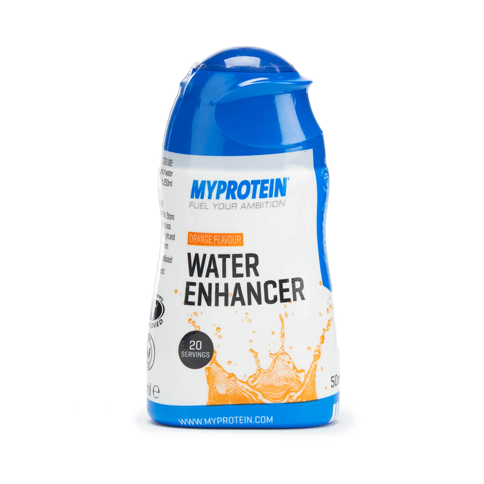 Water Enhancers - Orange - 50ml