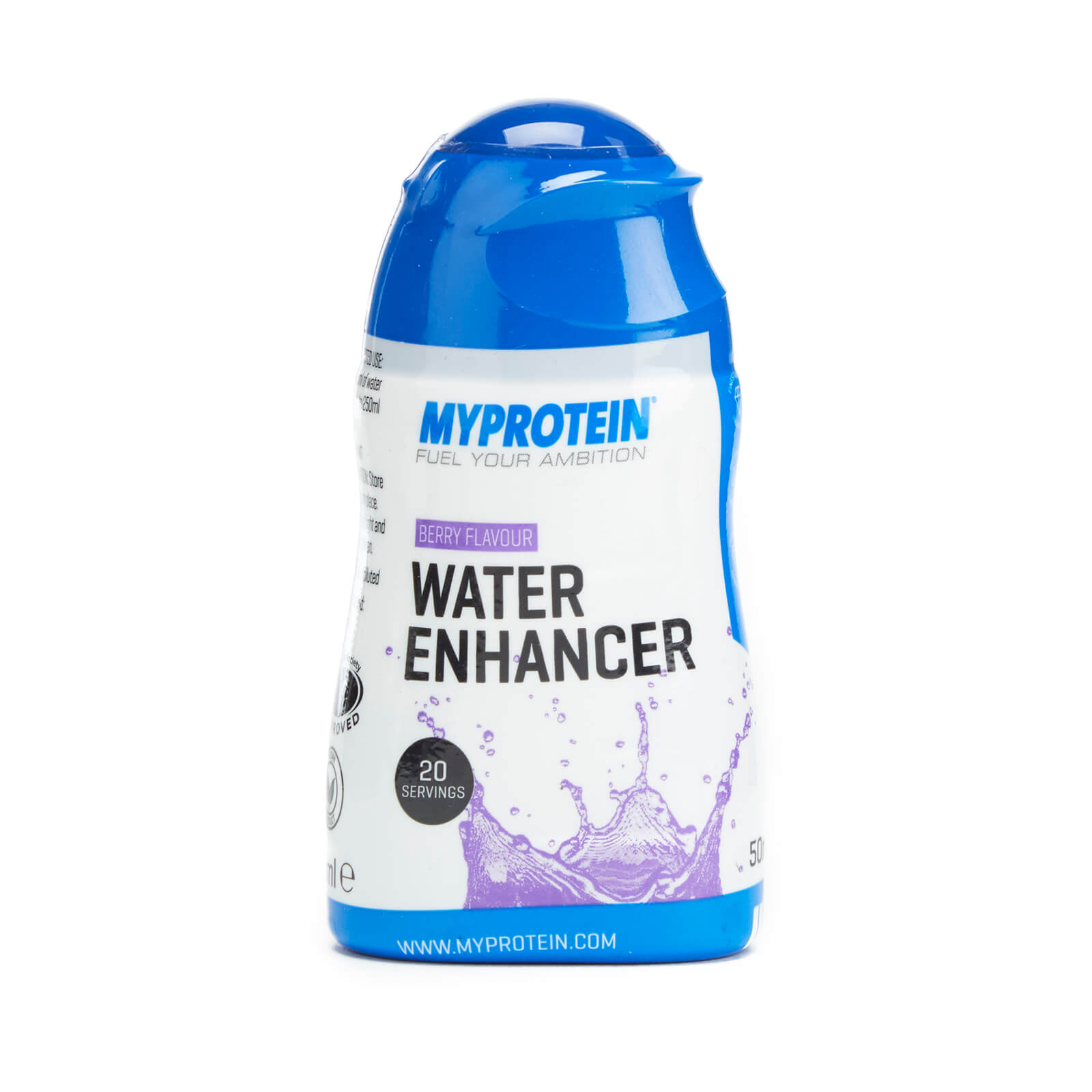 Water Enhancers - Berry - 50ml