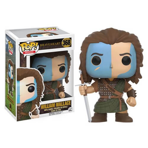 Braveheart William Wallace Pop! Vinyl Figure