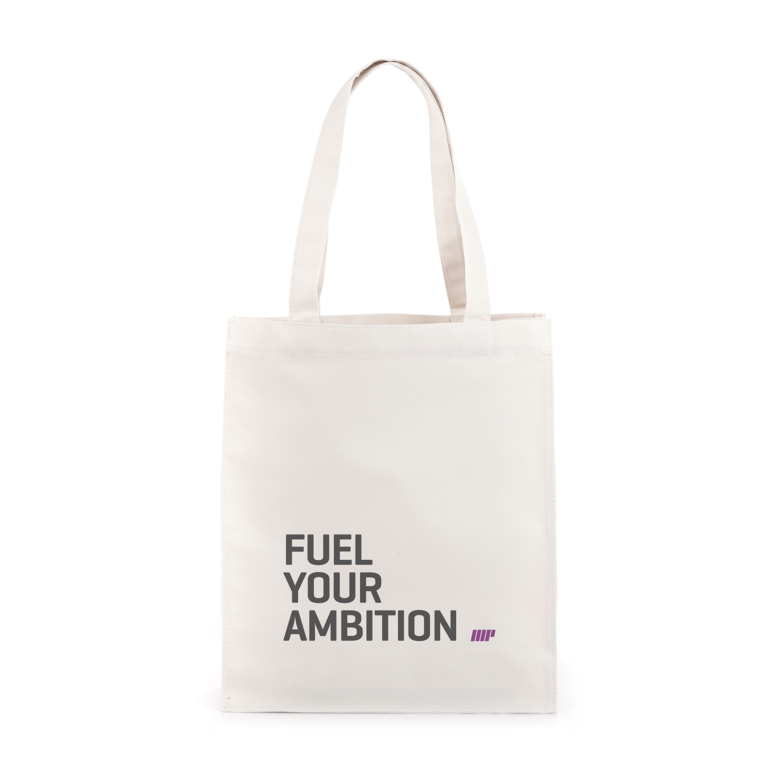 Fuel Your Ambition Slogan Taška Do Posilňovne