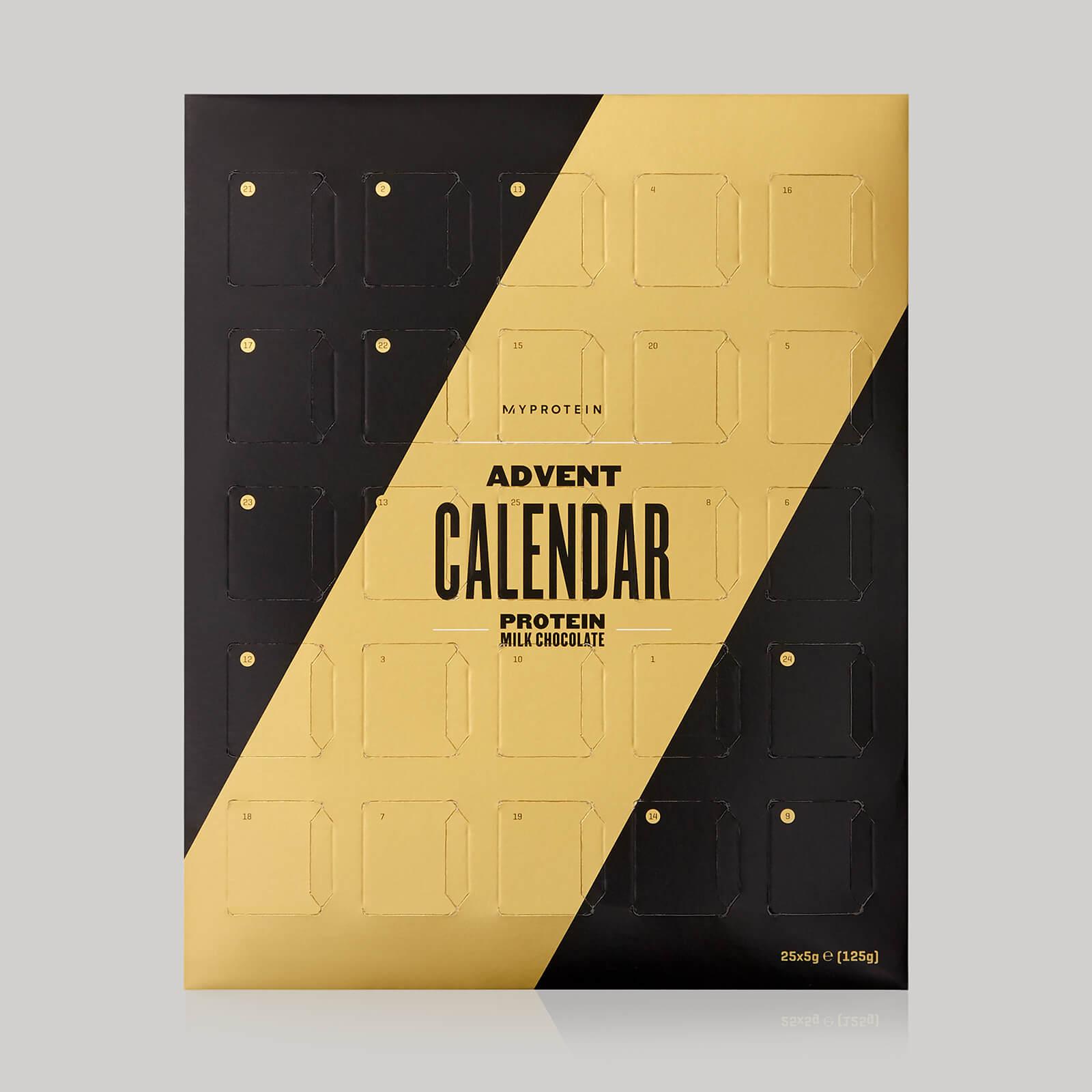de32be28b5 Magas fehérjetartalmú csokoládé Adventi Kalendárium | MYPROTEIN™
