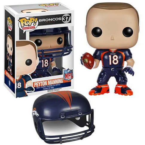 NFL Peyton Manning Wave 2 Pop! Vinyl Figure