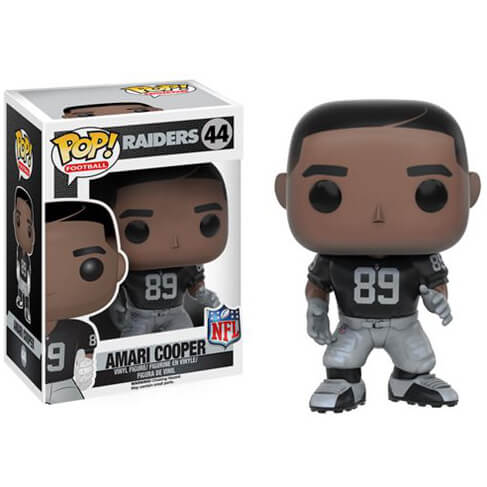 Figurine NFL Amari Cooper 3ème Vague Funko Pop!