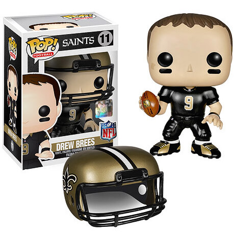 NFL Drew Brees Wave 1 Pop! Vinyl Figure