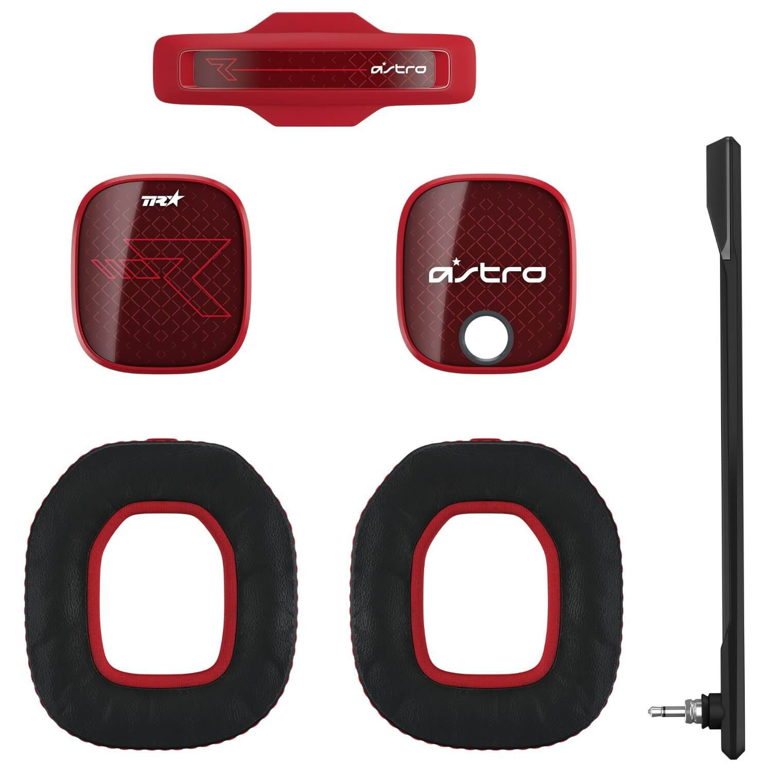 ASTRO Mod Kit for A40 TR Headset Red