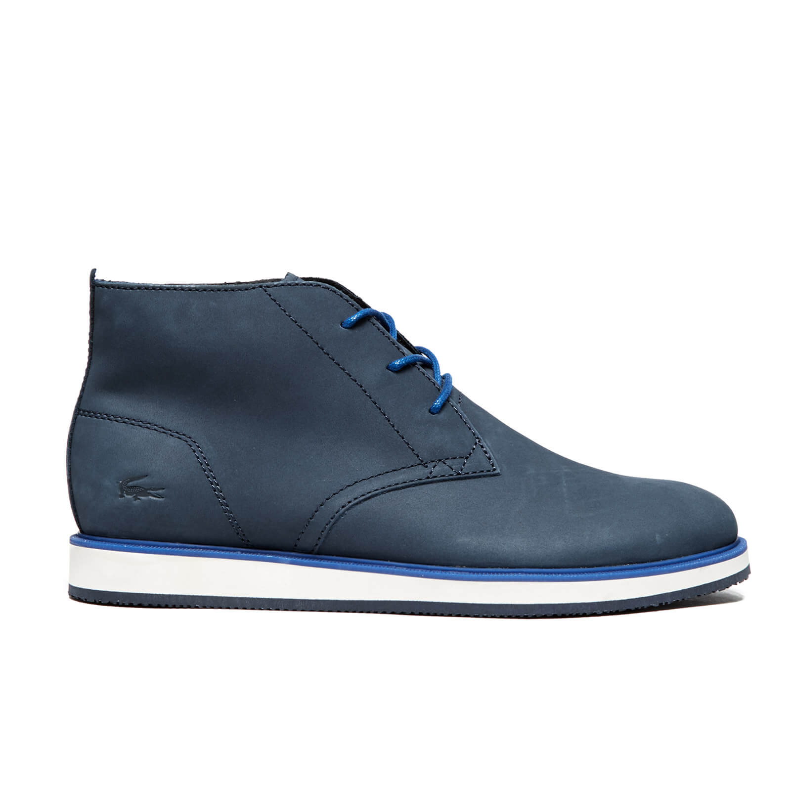 8428e350a69 Lacoste Men's Millard 116 1 Cam Chukka Boots - Navy