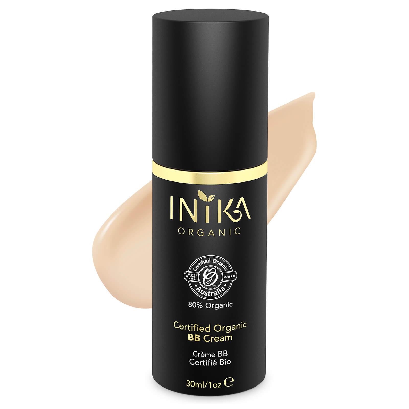 INIKA Certified Organic BB Cream