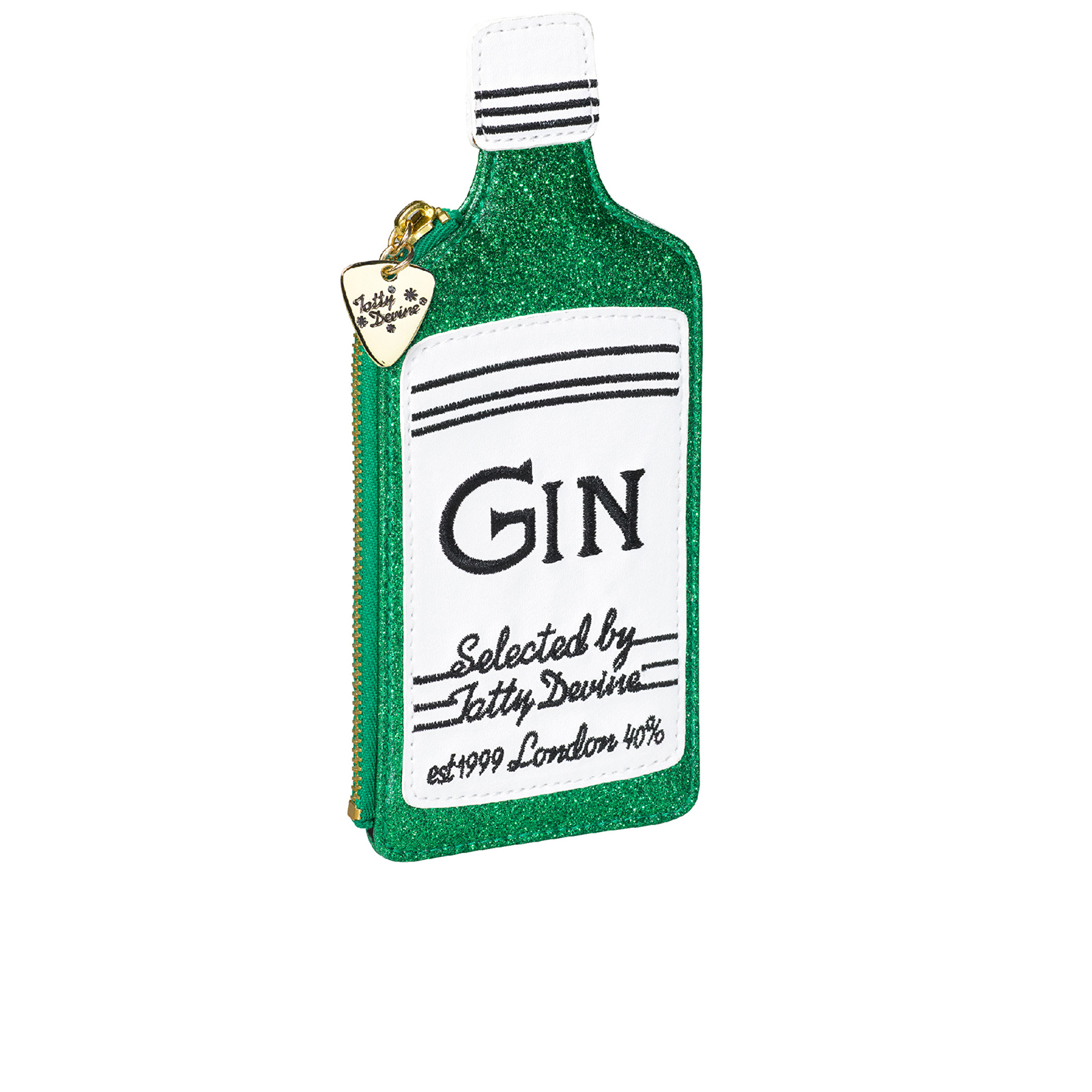 Tatty Devine Gin Coin Purse