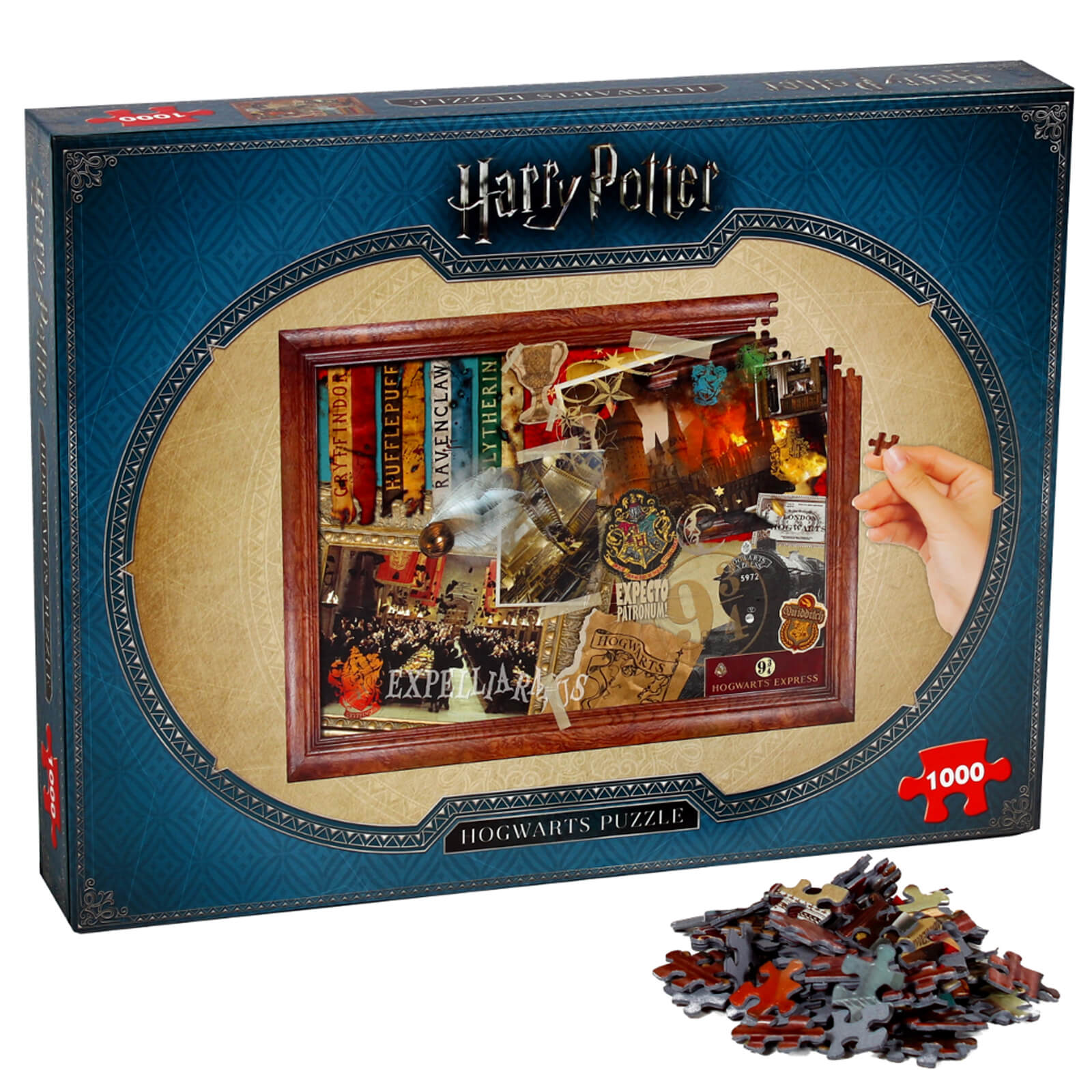 Harry Potter Hogwarts Collector