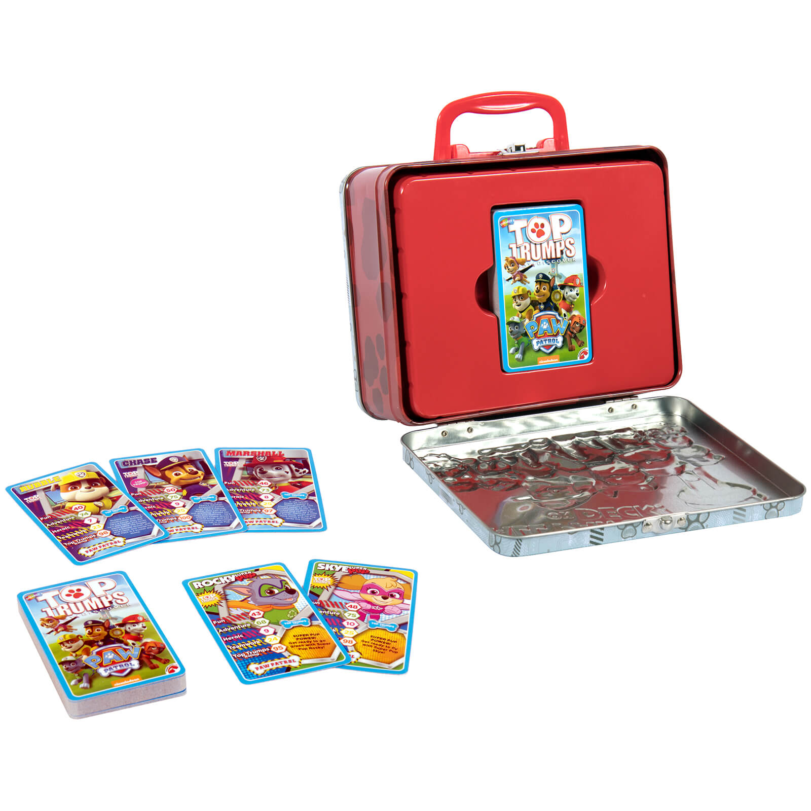 Top Trumps - Paw Patrol Collector