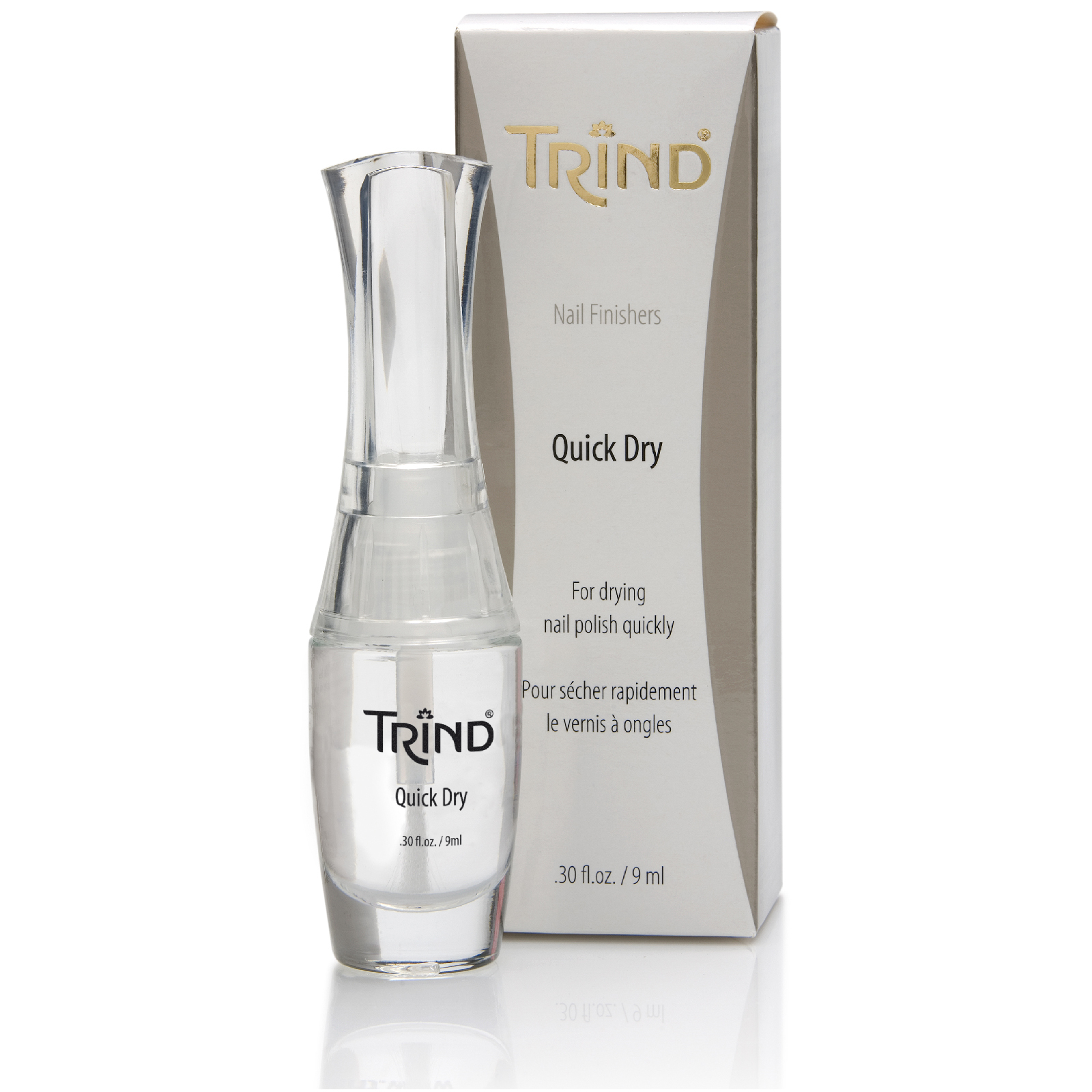 Trind Quick Dry Nail Finisher 9ml | Buy Online At SkinCareRX